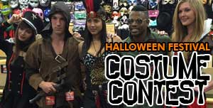 Louisville Halloween Costume Contest