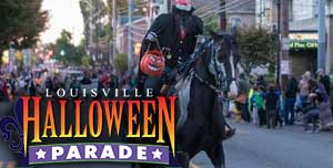 Louisville Halloween Parade