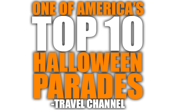 One of America's TOP 10 Halloween Parades